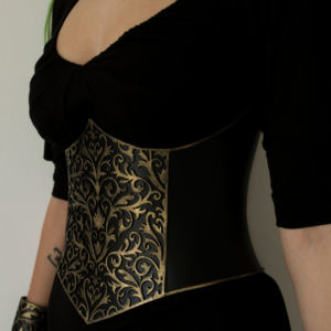 Princess of Versailles - Gothic Corset